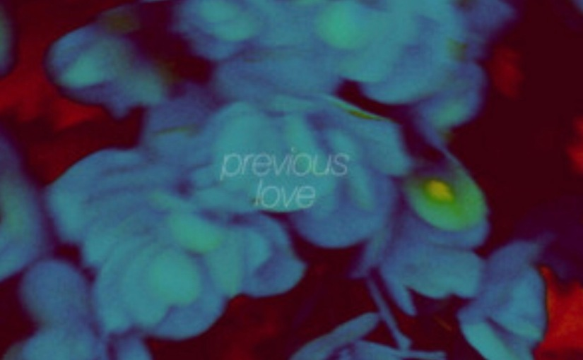 Alt-Rock band Previous Love release solid debut self titled EP