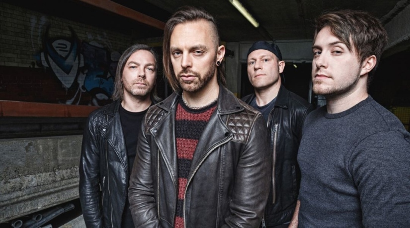 Bullet For My Valentine Announce New Album and Drop New Track 'Over It'